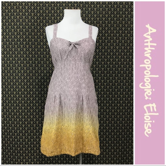 "Anthropologie Other - Anthro ""Daybreak Chemise"" by Eloise"